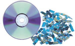 CD/DVD förstörare