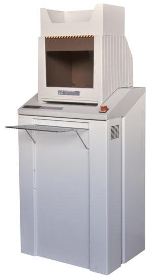 Intimus Pro H200 VS CP4 Dokumentförstörare
