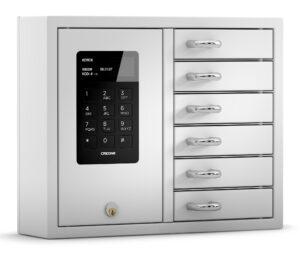 Keybox 9006 S Nyckelutlämningsskåp