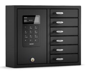 Keybox 9006 S-RF Nyckelutlämningsskåp