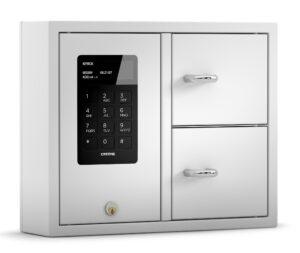 Keybox 9002 S Nyckelutlämningsskåp