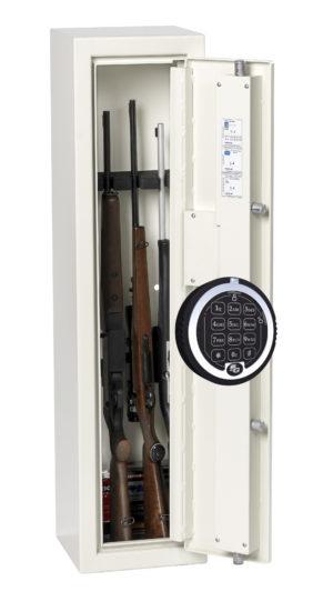 Vapenskåp S4 med elektroniskt kodlås SSF 3492
