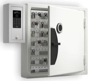 Keybox 8500 SC KeyControl SSF 3492 intelligent nyckelskåp
