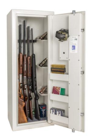 Vapenskåp för 7 gevär SSF 3492