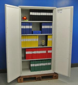 Secura SA 580 Begagnat Dokumentskåp 2