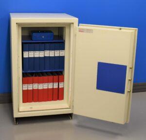 Rosengren P120-900 begagnat dokumentskåp mycket kraftigt i bra bruksskick, brandklass 120P
