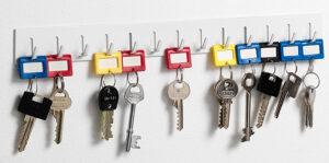 Nyckellister