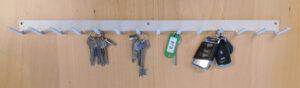 Nyckelskena 14 krok 45 mm långa
